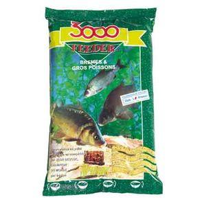 Прикормка Sensas 3000 FEEDER Bremes 1кг