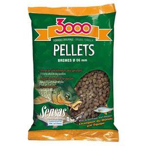 Пеллетс Sensas 3000 BREMES 6мм 0.7кг