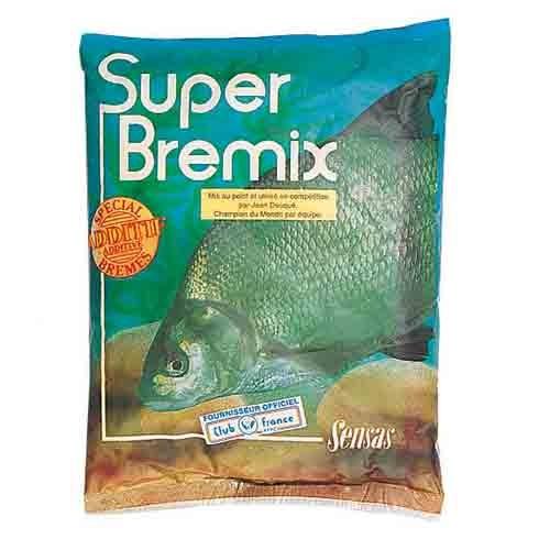 Добавка в прикормку Sensas SUPER Bremix 0.3кг