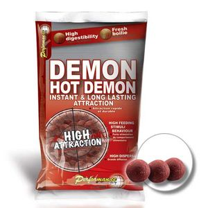 Бойли тонущие Starbaits Performance Concept HOT DEMON Long Life Boilies 24мм 1кг
