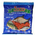 Прикормка зимний готовая Sensas 3000 BREAM RED 0.5кг