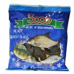 Прикормка зимний готовая Sensas 3000 PERCH BLACK 0.5кг