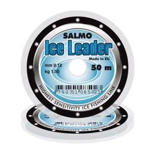 Леска монофильная зимняя Salmo ICE LEADER 050/0.12