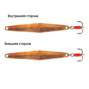 Блесна вертикальная зимняя Salmo LJ Model RHOMB c тр.Kamasan C