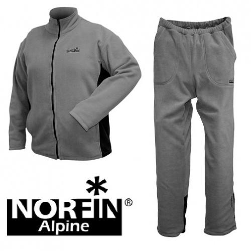 Костюм флис. Norfin ALPINE 02 р.M