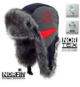 Шапка-ушанка Norfin EXTREME p.XL