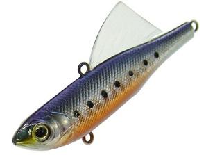 Воблер Saurus Vivra SW 85 мм WL-violet sardine