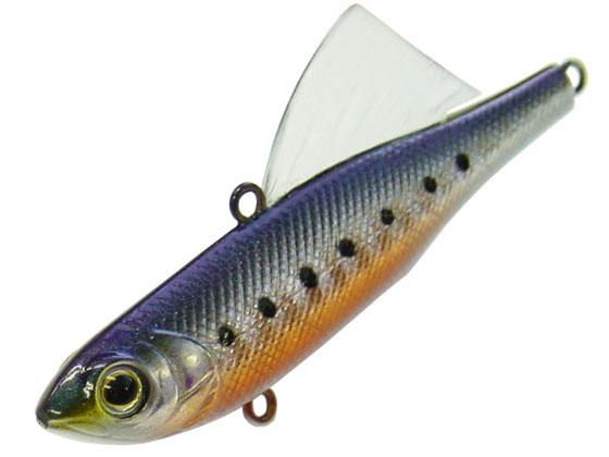 Воблер Saurus Vivra SW 65 мм WL-violet sardine
