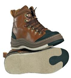 Ботинки Rapala ProWear вейдерсные коричневые