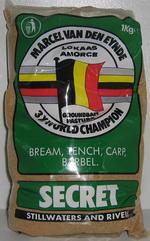 Прикормка Marcel Secreet светлая