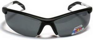 Очки поляризационные серые 2054 ALU (KOSADAKA)