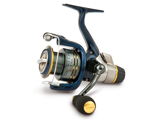 Катушка Shimano TWIN POWER Ci4 1500 RA