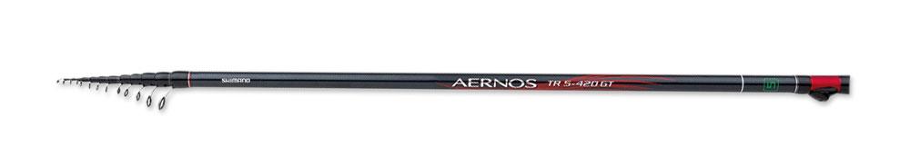 Телескопическое удилище Shimano AERNOS TR TE GT 7 H-450