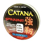 Леска Shimano Catana Spinning 0.25 мм