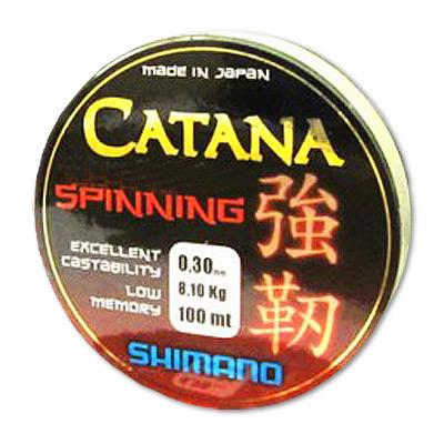 Леска Shimano Catana Spinning 0.35 мм