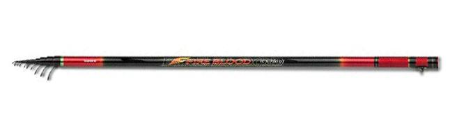 Телескопическое удилище Shimano FIREBLOOD TE GT 5-700
