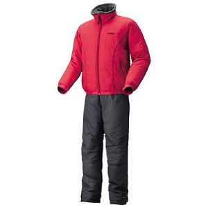 Поддёвка Shimano Lightweight Thermal Muit MD041J красн. /LL (L)