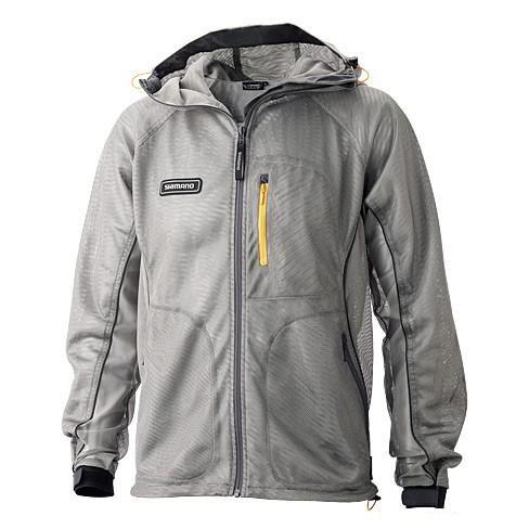 Куртка  Shimano Mos-Shield JA-006K Цв. Серебро р-р. 4L