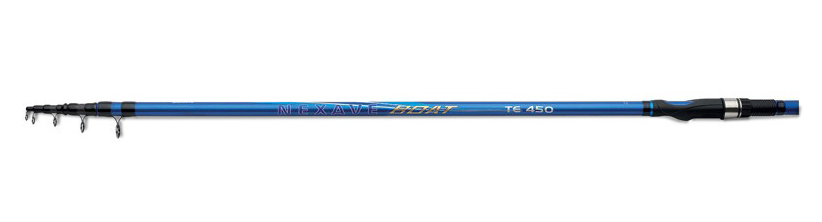 Телескопическое удилище Shimano NEXAVE AX TELE BOAT 350 L/H TIP