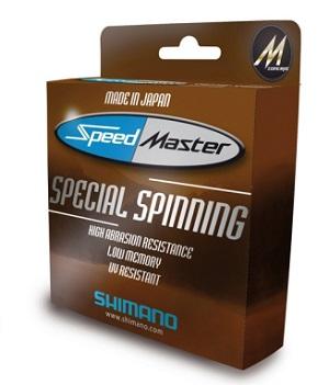 Леска Shimano Speedmaster Special Spinning 0.22