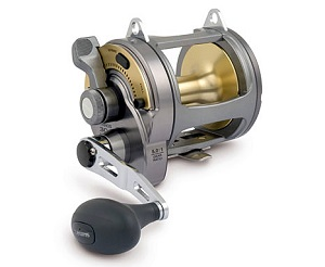 Катушка Shimano TYRNOS 10 LBS 2-SPEED