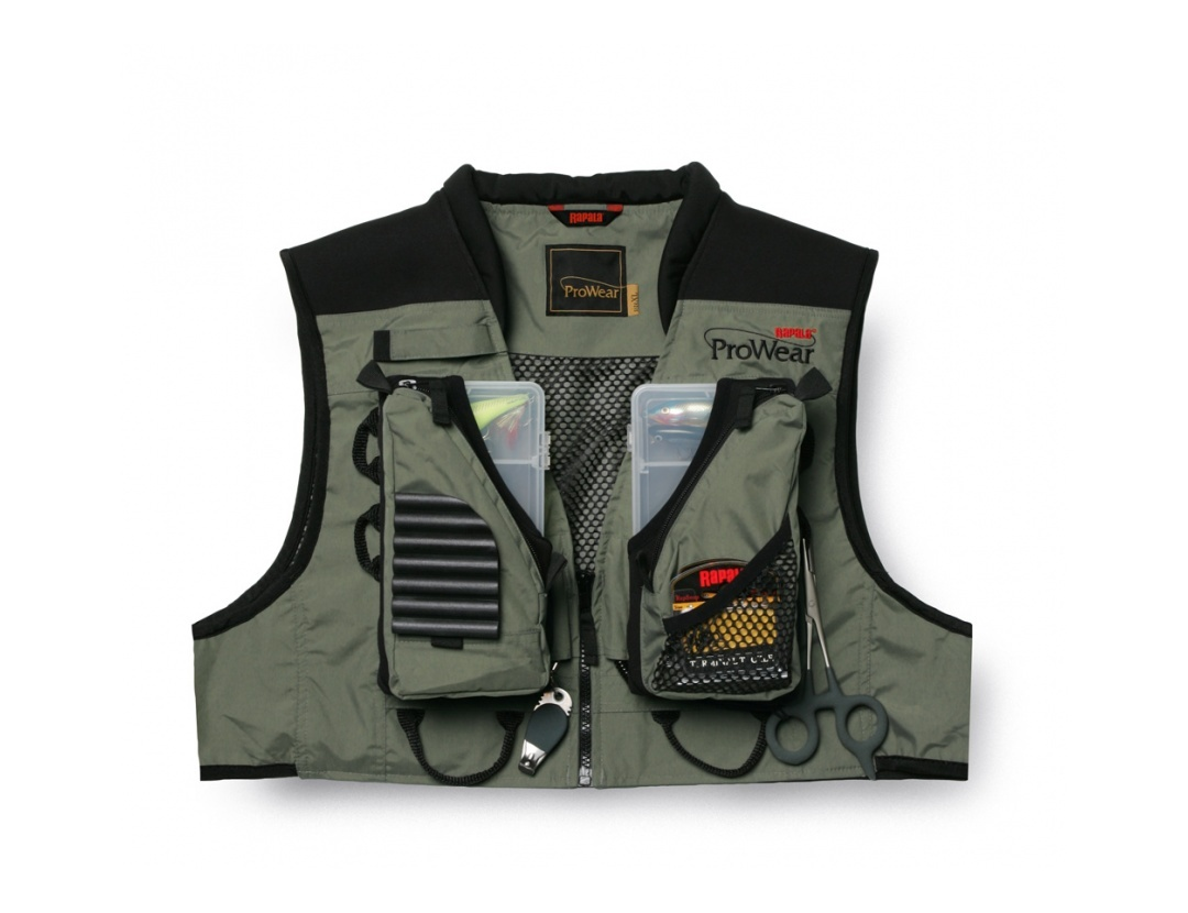 Жилет Rapala ProWear Short Shallows Vest
