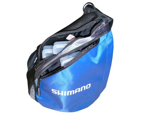 Сумка на ремне Shimano Nexave Sling Bag