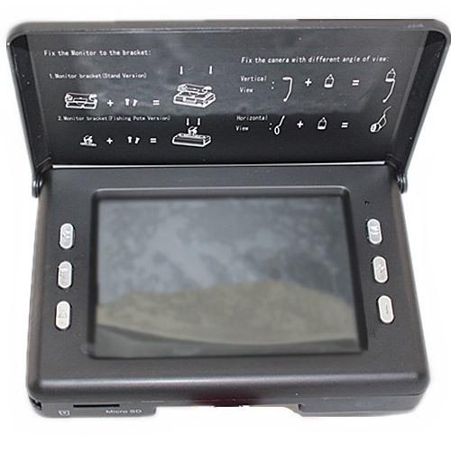 Видеокамера для рыбалки SITITEK FishCam-350 DVR с функцией записи