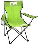 Складной стул Adrenalin Republic Mac Tag Jr. Green (подлокотники, держатель стакана)