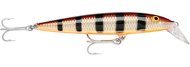 Воблер плавающий Shallow Magnum SMAG14-BBR