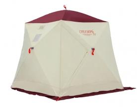 Палатка трёхслойная Снегирь 3у