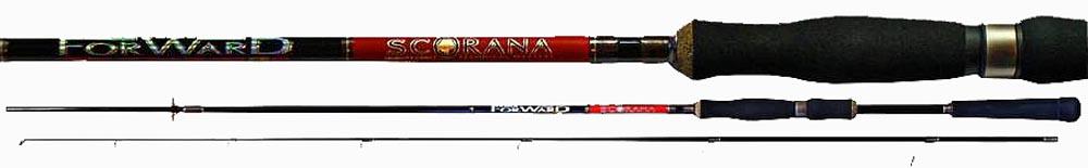 Cпиннинг Scorana FORWARD 2.4м / 3-16гр.