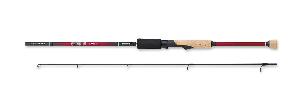 Спиннинг Shimano YASEI RED AX PLAYER 6\'\'6 H