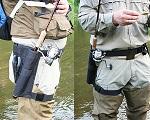 Idea Fisher Stakan-1 Пояс–держатель удилища