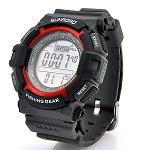 Наручные часы с барометром Sunroad FR712A (красный)