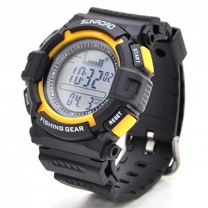 Наручные часы с барометром Sunroad FR713A (жёлтый)