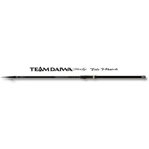 Удилище телескопическое с кольцами DAIWA Team Daiwa Italy Tele Match TD IT TM 42SP /теле-матч/ (4,2м)