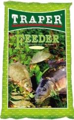 Прикормка TRAPER Фидер 1 кг