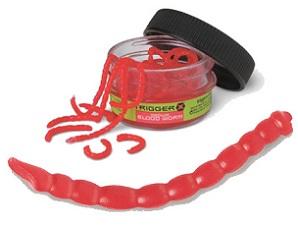 Искусственный мотыль TriggerX Blood Worm Mini