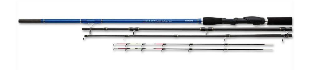 Бортовое удилище Shimano NEXAVE BOAT 350 QUIVER