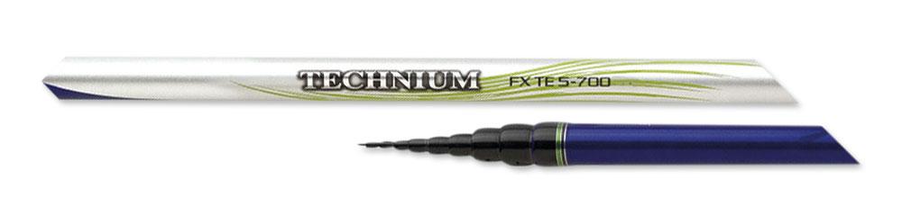 Телескопическое удилище Shimano TECHNIUM FX TE 5-500
