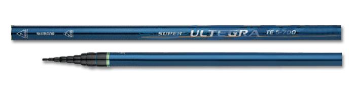 Телескопическое удилище Shimano SUPER ULTEGRA TE 5-500