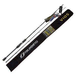 Удилище cпиннинговое TSURIBITO Vios 802MH Ultra Fast