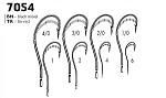 Крючки VMC 7054 BN (10шт) № 1