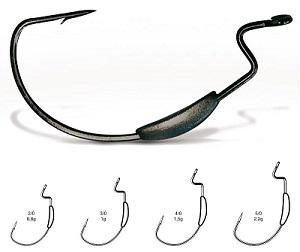Крючки VMC 7316 LD (5шт) № 2/0 0.8 гр