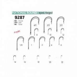 Крючки VMC 9287 GO (1000шт)