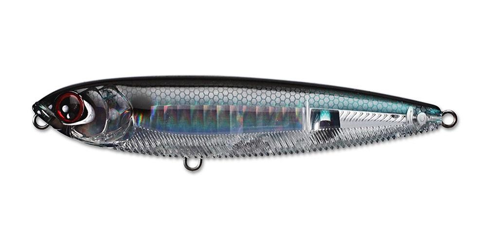 Воблер Yo-Zuri 3DB PENCIL 100F плав, 100 мм, 16.0 г R1100-PSH
