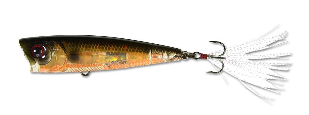 Воблер Yo-Zuri 3DB POPPER 75F плав, 75 мм, 10.0 г R1101-PGBL