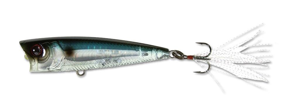 Воблер Yo-Zuri 3DB POPPER 75F плав, 75 мм, 10.0 г R1101-PSH