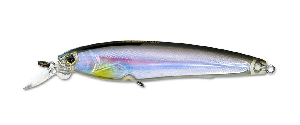 Воблер Yo-Zuri 3DS MINNOW сусп, 100 мм, 17.0 г F1157-HBS